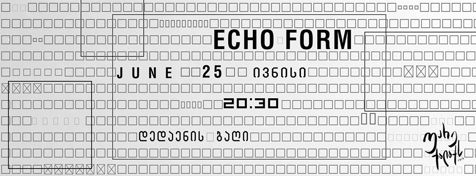 echo forms